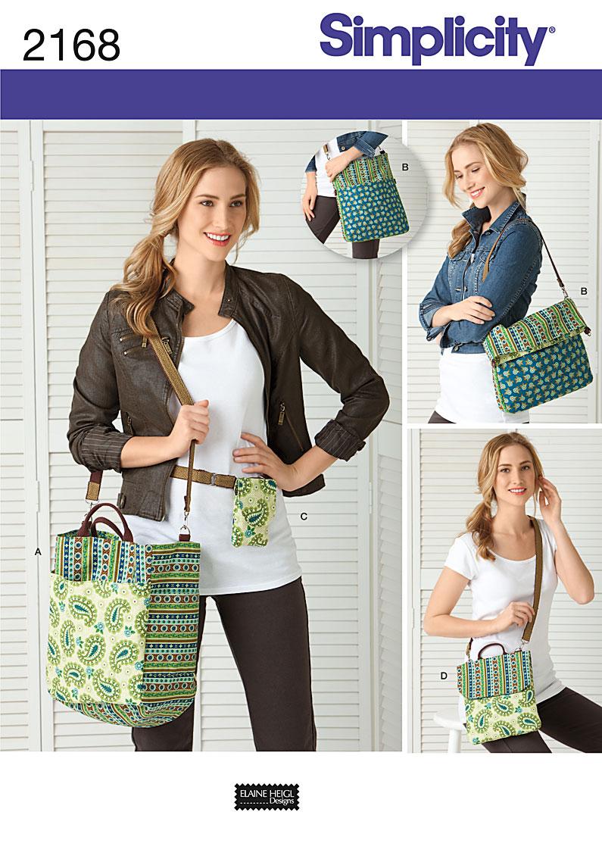 Simplicity Bags 2168