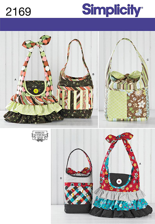 Simplicity Bags 2169