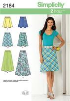 Simplicity 2184 Pattern ( Size 14-16-18-20-22 )