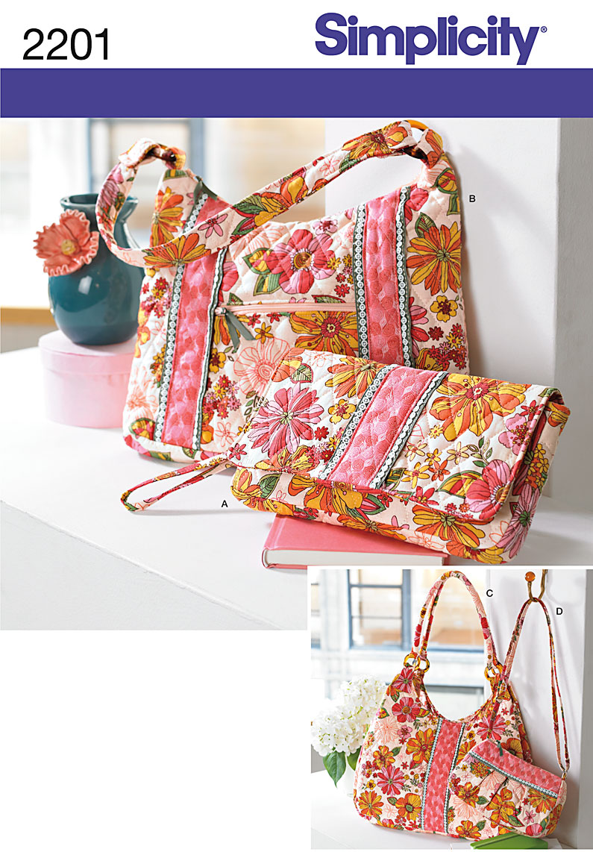 Simplicity Hobo Bag 2201