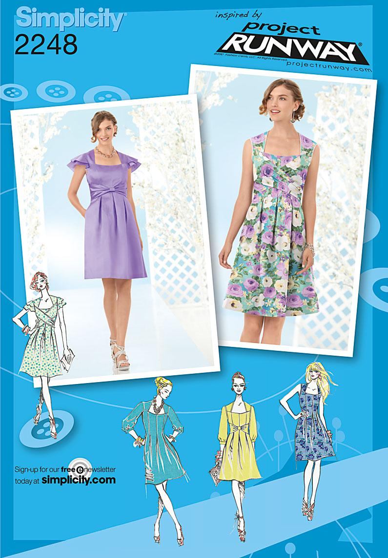 Simplicity misses dresses 2248