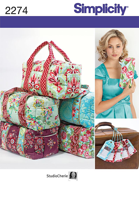 Simplicity Bags 2274