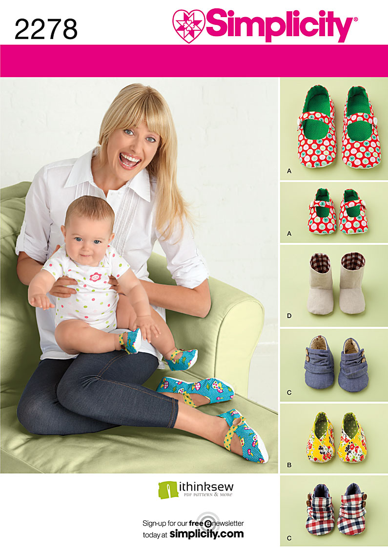 Simplicity misses and baby's Misses' & Baby's Shoes