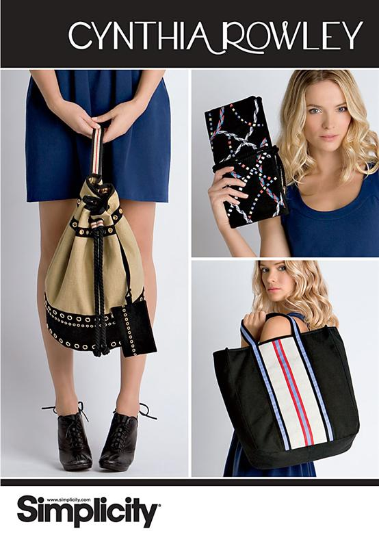 Simplicity Bags by Cynthia Rowley 2350