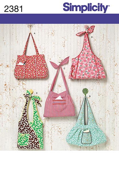 Simplicity Bags 2381