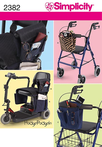 Simplicity Bags 2382