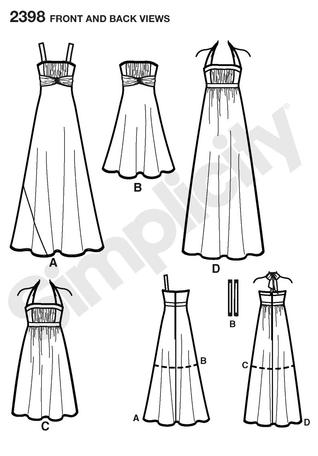 Tracing Sewing Patterns | Custom Style