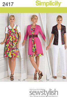 Simplicity Misses Sportswear 2417