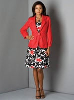 Simplicity 2703 Pattern ( Size 16-18-20-22-24 )