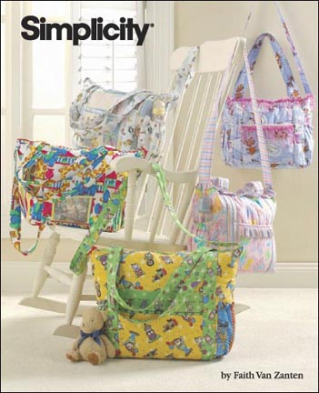 Simplicity Diaper Bags 2713