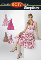 Simplicity 2884 Pattern( Size 8-10-12-14-16-18 )