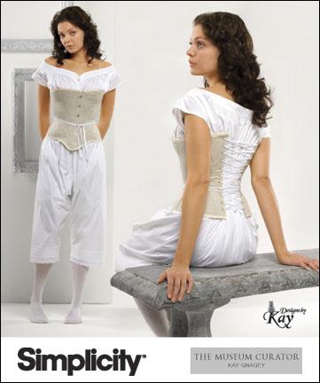 Simplicity Misses Costumes 2890