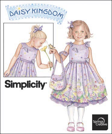 Simplicity Misses Topper 2949