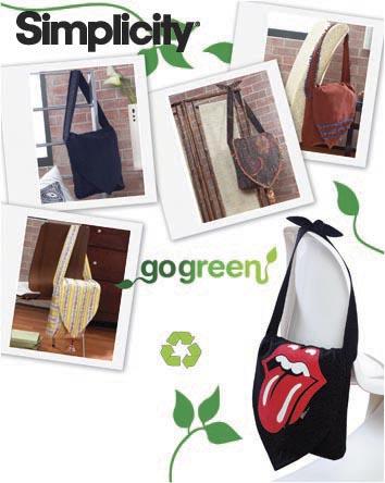 Simplicity Bags 2972