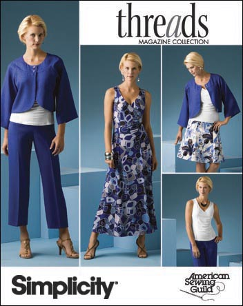 Simplicity Threads Magazine collection 2977