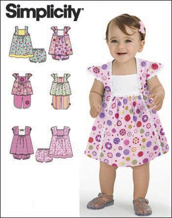 Baby Patterns - Sew Something Special for Your Baby with