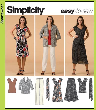 Simplicity  3506