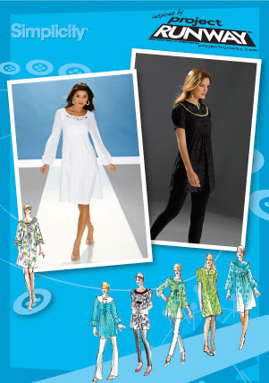 Simplicity Project Runway Dress/Tunic 3530