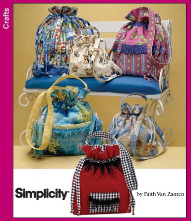 Simplicity Bags in Three Sizes 3531