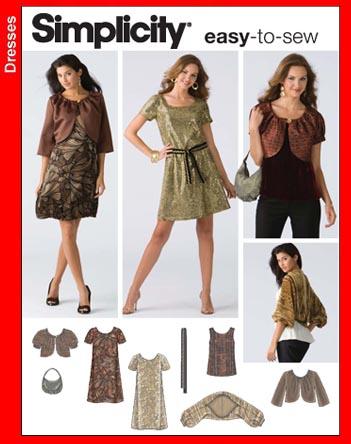 Simplicity Easy-to-Sew Wardrobe 3533
