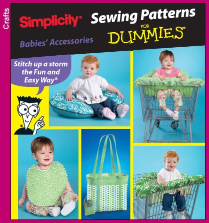 Simplicity Baby Accessories 3561