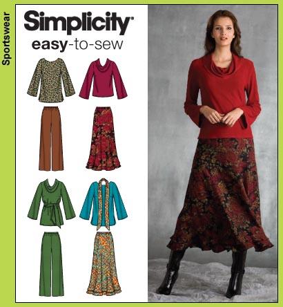 Simplicity  3568