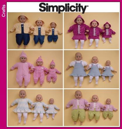 Simplicity  3572