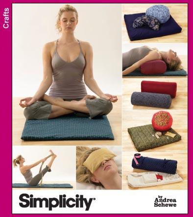 Simplicity Yoga Accessories 3583