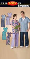 Simplicity 3633 Pattern( Size XS-S-M-L-XL )