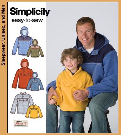 Simplicity Men's Hoody 3651