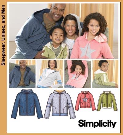Simplicity 50's aprons 3702