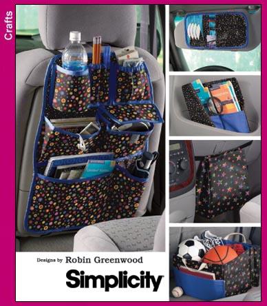 Simplicity Car Organizers 3731