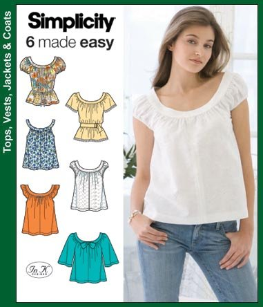 Simplicity Misses Tops and Belt 3751
