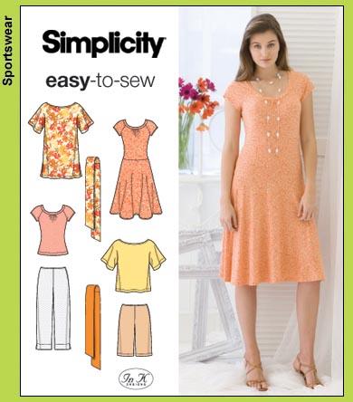 Simplicity Raglan tee, coordinates 3759
