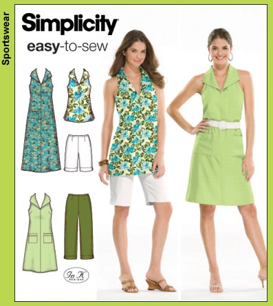 Simplicity Easy to Sew 3773