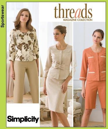 Simplicity Threads 3845