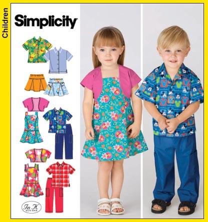 Simplicity  3856
