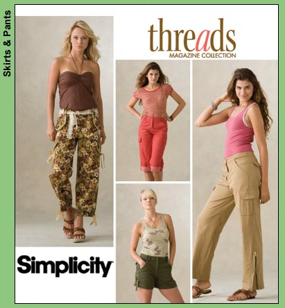Simplicity Threads Collection - Pants 3880