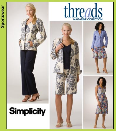 Simplicity Threads collection 3884