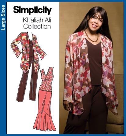 Simplicity Khaliah Ali Collection 3894