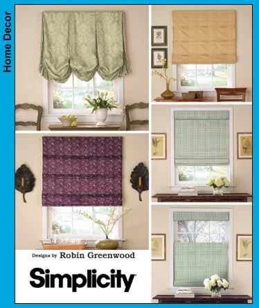 SEW CURTAIN PATTERNS | Browse Patterns