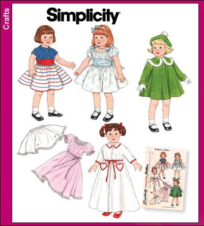 Simplicity  3929