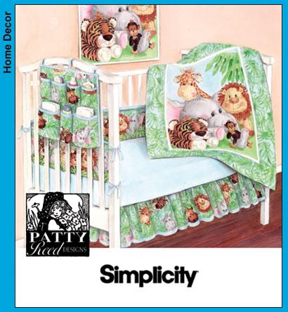 Simplicity Nursery Accessories 3954