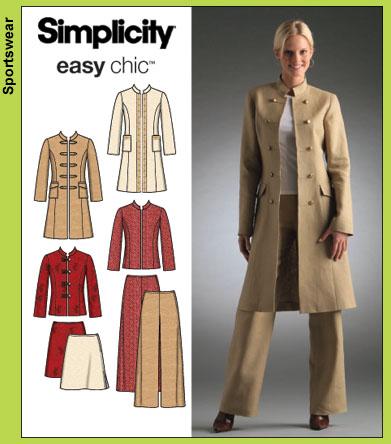 Simplicity  4099