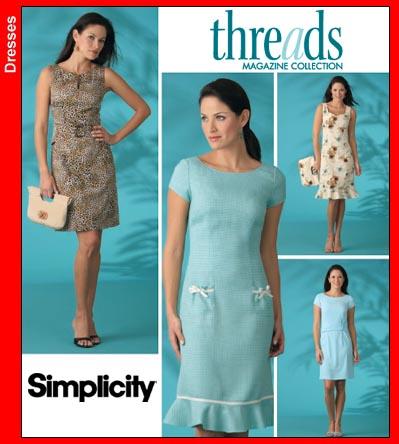 Simplicity simplicity dress 4118