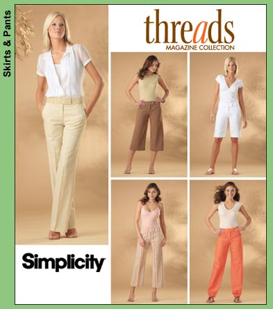Simplicity Threads pants 4135