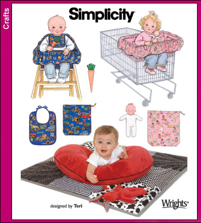 Simplicity Baby Accessories 4225