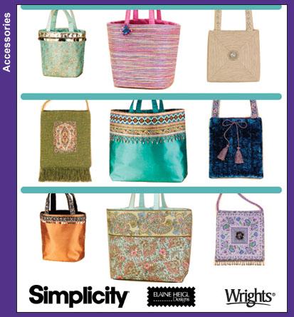 Simplicity Bags 4263