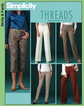 Simplicity Threads Pants 4366