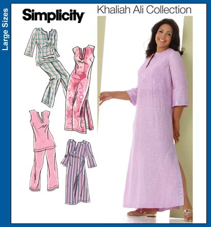 Simplicity Khaliah Ali Collection 4377